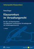 Klausurenkurs im Verwaltungsrecht (eBook, ePUB)
