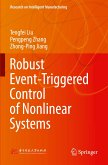 Robust Event-Triggered Control of Nonlinear Systems