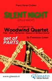 Silent Night - Woodwind Quartet (parts) (fixed-layout eBook, ePUB)