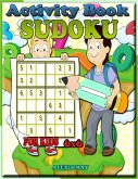 Activity Book Sudoku for Kids 6x6: childrens books logic puzzle puzzle book sudoku kid easy