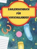 Zahlensuchbuch für Vorschulkinder