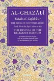 The Book of Contemplation, 39: Book 39 of the Ihya' 'Ulum Al-Din