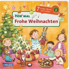 Hör mal (Soundbuch): Frohe Weihnachten (Mängelexemplar) - Bernstein, Jeremy