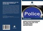 ARBEITSZUFRIEDENHEIT BEI DER POLIZEI VON CHANDIGARH DEPARTMENT