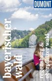 DuMont Reise-Taschenbuch Bayerischer Wald Regensburg Oberpfälzer Wald