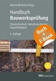 Handbuch Bauwerksprüfung - mit E-Book