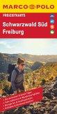 MARCO POLO Freizeitkarte Deutschland Blatt 40 Schwarzwald Süd, Freiburg