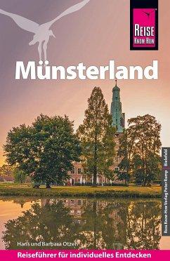 Reise Know-How Reiseführer Münsterland - Otzen, Hans;Otzen, Barbara