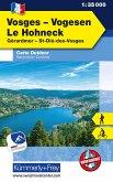 Vogesen - Le Honeck Nr. 04 Outdoorkarte 1:35 000