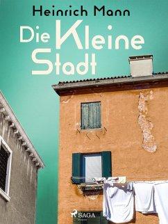 Die kleine Stadt (eBook, ePUB) - Mann, Heinrich
