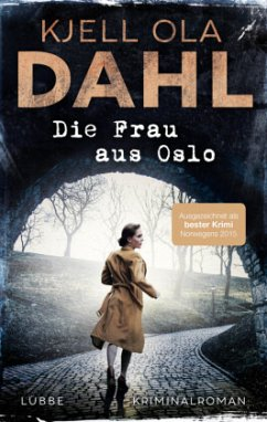 Die Frau aus Oslo (Mängelexemplar) - Dahl, Kjell Ola
