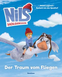 Der Traum vom Fliegen / Nils Holgersson Bd.1 (Restauflage) - Speulhof, Barbara van den