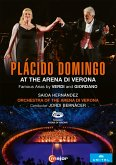 Plácido Domingo At The Arena Di Verona