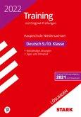 STARK Lösungen zu Original-Prüfungen und Training Hauptschule 2022 - Deutsch 9./10. Klasse - Niedersachsen
