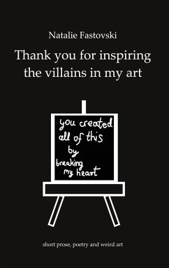 Thank you for inspiring the villains in my art