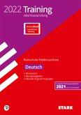 STARK Training Abschlussprüfung Realschule 2022 - Deutsch - Niedersachsen