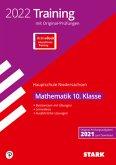 STARK Original-Prüfungen und Training Hauptschule 2022 - Mathematik 10. Klasse - Niedersachsen
