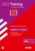 STARK Original-Prüfungen und Training Hauptschule 2022 - Englisch - Niedersachsen