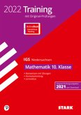 STARK Original-Prüfungen und Training Abschlussprüfung IGS 2022 - Mathematik 10. Klasse - Niedersachsen