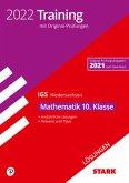 STARK Lösungen zu Original-Prüfungen und Training Abschlussprüfung IGS 2022 - Mathematik 10. Klasse - Niedersachsen