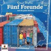 Fünf Freunde und die große Meuterei, 1 Audio-CD