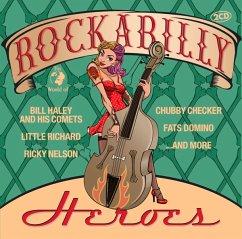 Rockabilly Heroes - Diverse