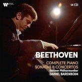 Sämtl.Klaviersonaten &-Konzerte/Diabelli Variati.