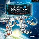 Der kleine Major Tom. Hörspiel 11: Wer rettet Ming und Hu? (MP3-Download)
