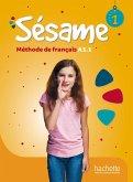 Sésame 1. Livre de l'élève + Manuel númerique
