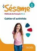 Sésame 1. Cahier d'activités + Manuel númerique