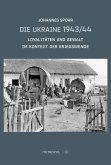 Die Ukraine 1943/44