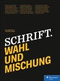 Schrift. Wahl und Mischung (eBook, PDF)