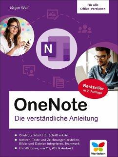 OneNote (eBook, ePUB) - Wolf, Jürgen