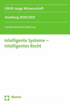 Intelligente Systeme - Intelligentes Recht (eBook, PDF)