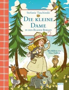 Die kleine Dame in den Blauen Bergen / Die kleine Dame Bd.5 (Mängelexemplar) - Taschinski, Stefanie