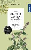 Kräuterwissen aus alter Zeit (eBook, PDF)