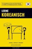 Lerne Koreanisch - Schnell / Einfach / Effizient