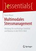 Multimodales Stressmanagement