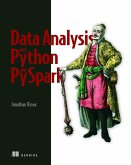Data Analysis with Python and Pyspark
