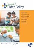 Journal of Elder Policy: Vol. 1, No. 2, Spring 2021