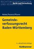 Gemeindeverfassungsrecht Baden-Württemberg (eBook, ePUB)