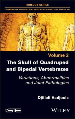 The Skull of Quadruped and Bipedal Vertebrates (eBook, PDF) - Hadjouis, Djillali
