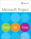 Microsoft Project Step by Step (covering Project Online Desktop Client)