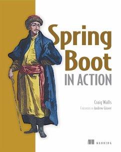 Spring Boot in Action (eBook, ePUB) - Walls, Craig