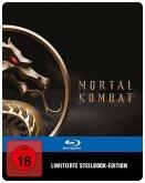 Mortal Kombat Limited Steelbook