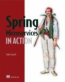 Spring Microservices in Action (eBook, ePUB)