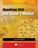 SharePoint 2010 Site Owner's Manual (eBook, ePUB)