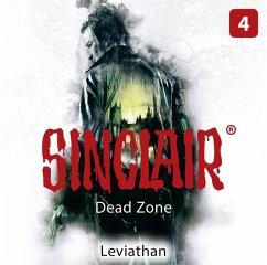 SINCLAIR - Dead Zone - Leviathan / Sinclair Bd.1.4 (1 Audio-CD) (Restauflage) - Ehrhardt, Dennis