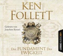 Das Fundament der Ewigkeit / Kingsbridge Bd.3 (12 Audio-CDs) (Restauflage) - Follett, Ken