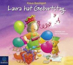 Laura hat Geburtstag, 1 Audio-CD (Restauflage) - Baumgart, Klaus